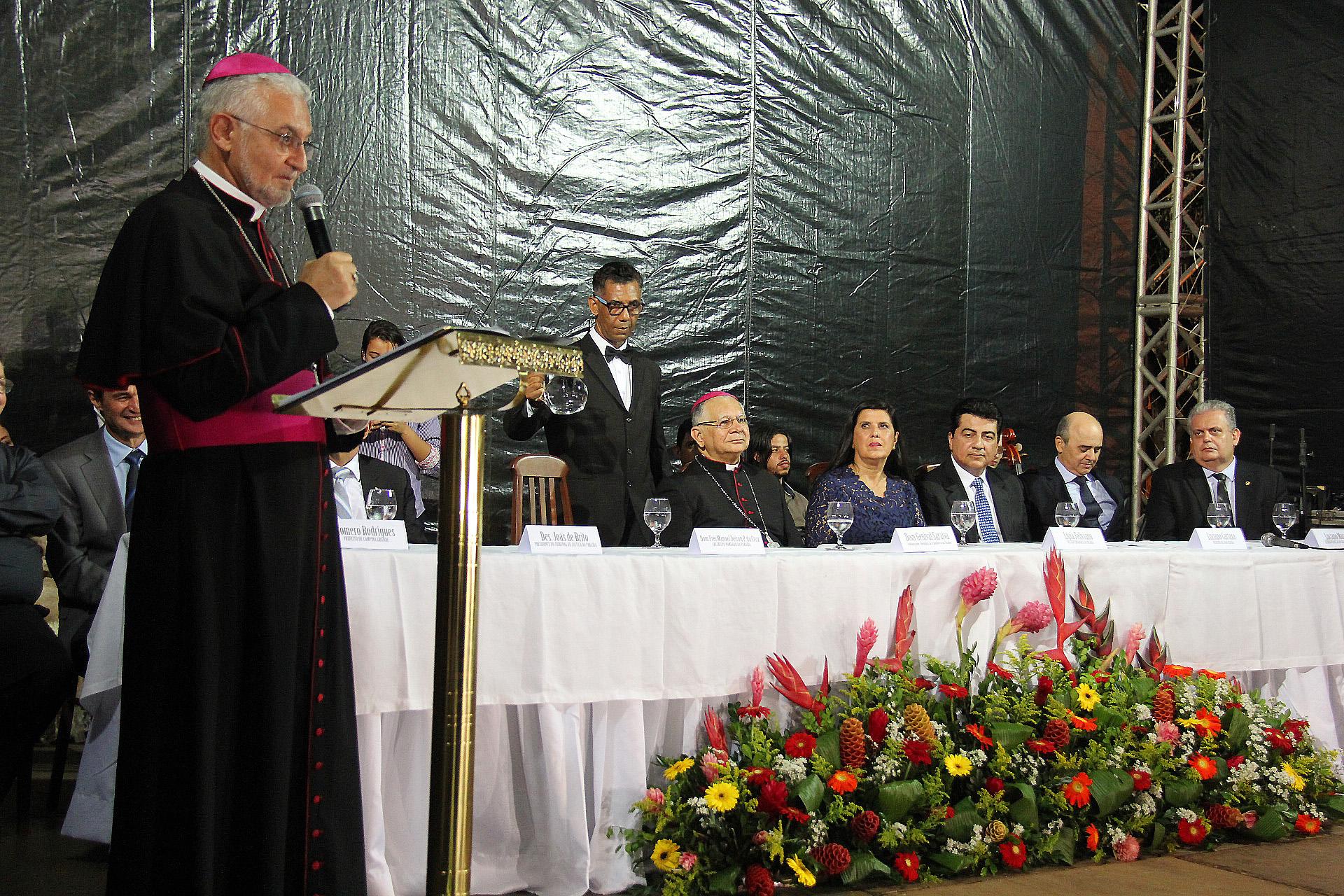 posse arcebispo6 - foto junior fernandes