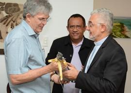 ricardo recebe dom delson foto francisco franca 31 270x191 - Ricardo recebe visita do novo arcebispo da Paraíba,DomManoel Delson