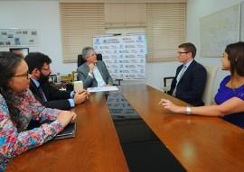 ricardo reuniao com consul britanico foto jose marquies 1 270x191 - Ricardo discute parcerias entre a Paraíba e Reino Unido em reunião com cônsul britânico
