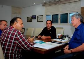 ricardo reuniao com representantes do time Campinese foto jose marques 1 270x191 - Ricardo se reúne com dirigentes do Campinense Futebol Clube