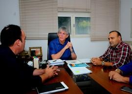 ricardo reuniao com representantes do time Campinese foto jose marques 2 270x191 - Ricardo se reúne com dirigentes do Campinense Futebol Clube