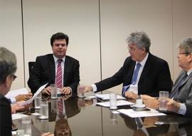 ricardo reuniao em brasilia com ministro das minas de energia 3 portal 270x191 - Em Brasília: Ricardo solicita leilão para linha de transmissão que vai fortalecer capacidade de energia da PB
