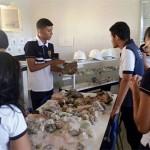 see estudantes estaduais do  padre Jeronimo fazem mostra mineralogica (20)