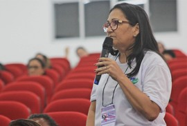 ses conferencia da saude da mulher foto ricardo puppe 5 270x183 - Conferência Estadual de Saúde da Mulher: Etapa Regional da I Macro acontece em João Pessoa