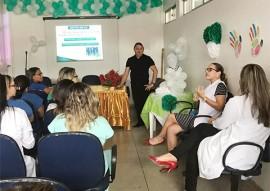 ses frei damiao faz palestra aleitamento materno 1 270x191 - Maternidade Frei Damião realiza atividade alusiva à Semana da Enfermagem e de doação de leite materno