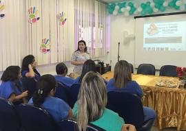 ses frei damiao faz palestra aleitamento materno 2 270x191 - Maternidade Frei Damião realiza atividade alusiva à Semana da Enfermagem e de doação de leite materno