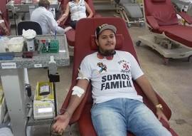 ses torcedores participam de doacao de sangue 1 270x191 - Torcida do Vasco participa de campanha de doação de sangue no Hemocentro