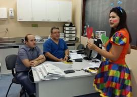 ses voluntarios no hospital de trauma 2 270x191 - Pacientes do Hospital de Trauma de João Pessoa recebem ação de voluntários