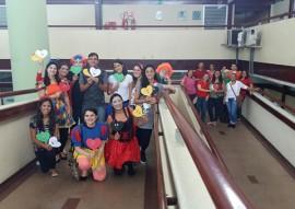 ses voluntarios no hospital de trauma 3 270x191 - Pacientes do Hospital de Trauma de João Pessoa recebem ação de voluntários