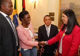 vice gov ligia recebe delegacoes africanas foto junior fernandes 23 270x191 - Vice-governadora recebe missão africana interessada nos modelos de combate à insegurança alimentar da Paraíba
