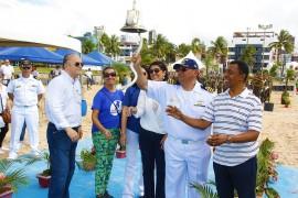 vice gov maratona marinha foto Junior Fernandes 2 270x180 - Vice-governadora prestigia evento esportivo na orla de João Pessoa