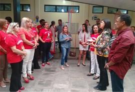 """02 06 17 ligia faz lancamento da campanha Junho vermelho 3 270x183 - Vice-governadora participa do lançamento da campanha """"Junho Vermelho"""", em Campina Grande"""