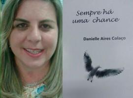 Capa livro Danielle 270x200 - Nesta quinta-feira: Psicóloga lança livro na Fundação Casa de José Américo
