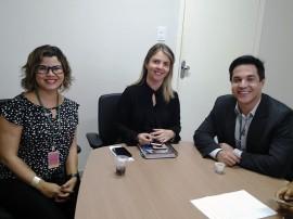 Christiane Eunice e João Batista 270x202 - Sistema Nacional de Vigilância Sanitária reforça articulação para garantir qualidade de sangue