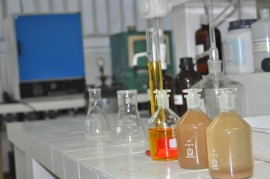 DSC 5255 270x179 - Monitoramento das águas interiores paraibanas é feito pelo laboratório da Sudema