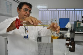 DSC 5264 270x179 - Monitoramento das águas interiores paraibanas é feito pelo laboratório da Sudema