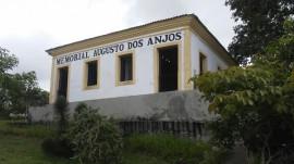 Memorial Augusto dos Anjos 270x151 - Comitiva da FCJA visita MemorialAugusto dos Anjos, em Sapé