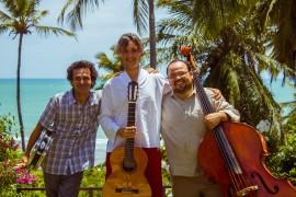 Sebastian Pitré 270x180 - Projeto Música do Mundo apresenta o argentino Sebastian Pitré em julho