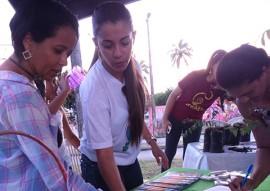 Sudema educacao ambiental no aniversario de mangabeira 4 270x191 - Educação ambiental da Sudema tem ações em destaque em evento de aniversário do bairro de Mangabeira