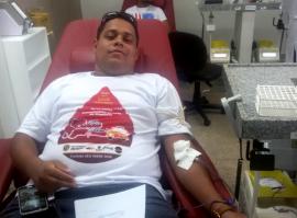 carreata hemocentro 270x199 - Hemocentro da Paraíba comemora o Dia Mundial do Doador de Sangue