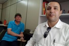 damiao carvalho e marcelo zurita 270x178 - Dia do Asteroide tem evento internacional, palestras e exposição de meteoritos na Funesc