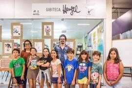 espaço hq maio5 270x180 - Espaço HQ de junho marca encerramento da Oficina de Quadrinhos para Crianças