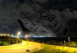foto montagem de aasteroide 3 270x186 - Dia do Asteroide tem evento internacional, palestras e exposição de meteoritos na Funesc