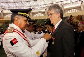 ricardo prestigia solenidade dos 100 anos do corpo de bombeiro 5 270x183 - Ricardo participa de solenidade em comemoração ao centenário do Corpo de Bombeiros da Paraíba