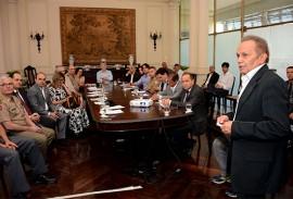 ricardo realiza reuniao de plano de seguranca foto francisco franca 4 270x183 - Ricardo acompanha apresentação do Planejamento Estratégico da Segurança Pública