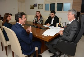 ricardo recebe embaixador da argentina foto francisco franca 3 270x184 - Ricardo recebe visita de embaixador da Argentina na Granja Santana