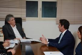 ricardo recebe embaixador da argentina foto francisco franca 5 270x182 - Ricardo recebe visita de embaixador da Argentina na Granja Santana