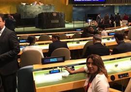 sedh cida participa de conferencia em nova iorque 270x191 - Cida Ramos participa de conferência sobre direitos da pessoa com deficiência em Nova York