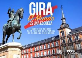 see prova gira mundo espanha 270x191 - Governo aplica provas da última etapa da seleção do Programa Gira Mundo Espanha e Portugal