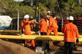 Operação 270x177 - PBGÁS conclui instalação de Estação de distribuição em São Miguel de Taipu
