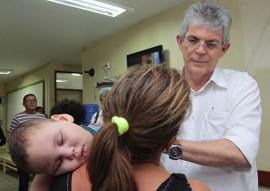 Ricardo visita hosp arlinda marques e entrega aparelho de ultrassom transcraniano foto jose marques 2 270x191 - Ricardo entrega ultrassom para assistência ao paciente com Doença Falciforme do Arlinda Marques