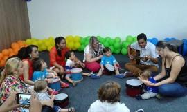 eemjj musicalização bebês 270x162 - Escola Especial de Música Juarez Johnson inscreve para turmas de musicalização infantil