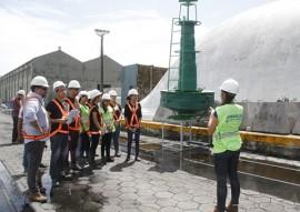 estudantes conhecem tecnica de seguranca do trabalho do porto de cabedelo 3 270x191 - Estudantes conhecem técnicas de segurança do trabalho do Porto de Cabedelo