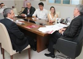 ricardo com representantes do BNB foto francisco franca 1 270x191 - Ricardo discute parcerias com o Banco do Nordeste com recursos do FNE