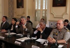 ricardo convoca reuniao de monitoramento foto francisco franca 4 270x183 - Ricardo participa de reunião de monitoramento e agradece empenho das forças de segurança