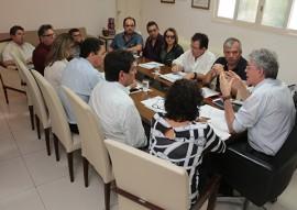 ricardo reuniao com APLP foto francisco franca 7 270x191 - Ricardo anuncia concurso público para professores durante encontro com APLP