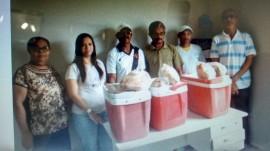 sedap frango renda 2 270x151 - Criação e abate de frango refaz renda de atingidos por barragem em Itatuba