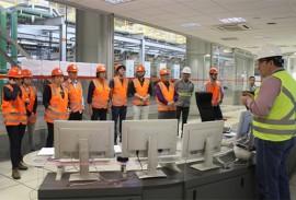 tecnicos da sudema visitas fabrica em pernambuco 2 270x183 - Técnicos da Sudema participam do programa 'Visitas Técnicas' em fábrica de vidro de Pernambuco