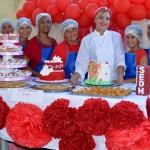 15-08-17 Encerramento do Curso de Culinária  no CSU Mandacaru Foto-Alberto Machado  (4)
