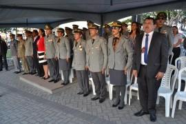 Ligia 4 270x180 - Vice-governadora participa da solenidade de formatura de oficiais do Corpo de Bombeiros