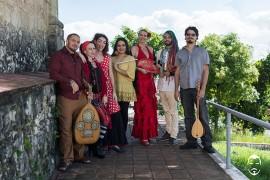 Mosayco Flamenco 1 270x180 - Grupo Mosayco traz música flamenca em única apresentação na Funesc