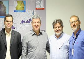 PBGas recebe novo presidente da Gaspetro (1)