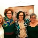Secretária de Estado da Mulher e da Diversidade Humana, Gilberta Soares