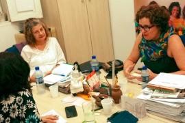Secretária de Estado da Mulher e da Diversidade Humana Gilberta Soares 2 270x180 - Coordenador do Procase e técnicos do FIDA, se reúnem com secretarias do Governo do Estado da Paraíba