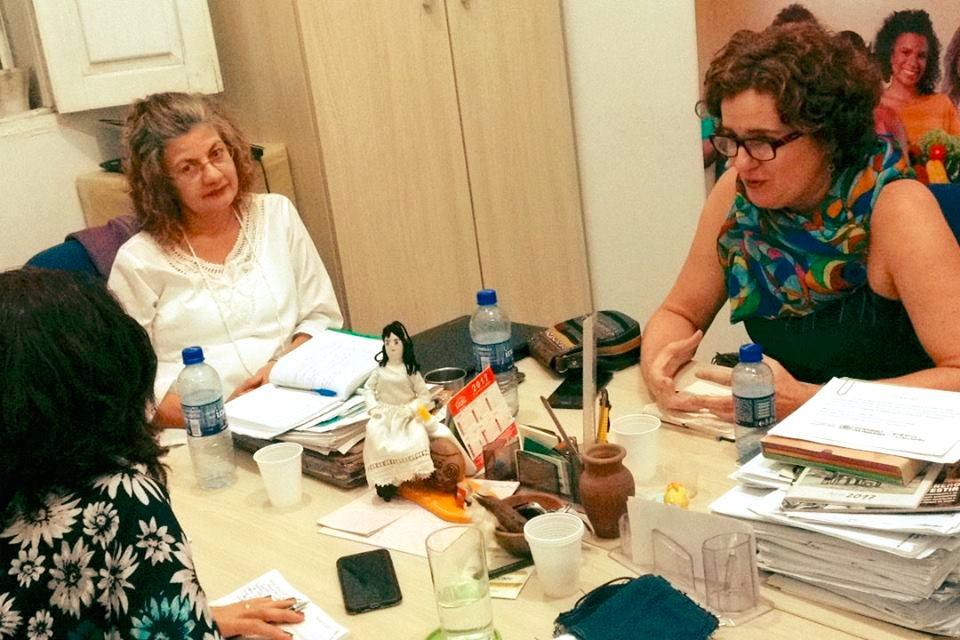 Secretária de Estado da Mulher e da Diversidade Humana, Gilberta Soares (2)