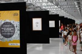 agosto das letras exposição crédito da foto Yebá Ngoamãn 270x179 - Agosto das Letras e Quadrinhos Intuados têm palestras, lançamentos e espetáculos